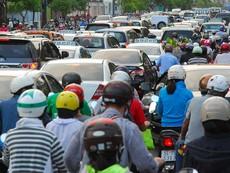 Bí thư Thăng: 'Giải quyết ngay kẹt xe để yên dân'