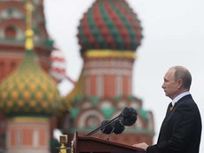 Ông Putin: 'Không ai có thể bắt dân Nga làm nô lệ'