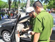 Trộm ô tô táo tợn giữa trung tâm Đà Nẵng