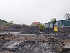 """Quảng Ninh: Nhiều cán bộ bị kiểm điểm vì than """"thổ phỉ"""""""