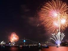 Màn trình diễn pháo hoa tuyệt đẹp tại Sydney