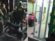 Hai nhóm thanh niên xô xát, nổ súng bắn vỡ cửa kính