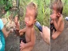 Đã bắt được nghi can vụ hành hạ trẻ em ở Campuchia