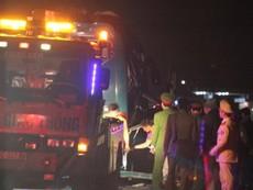 Nghi có thuốc nổ trong vụ nổ xe ở Bắc Ninh