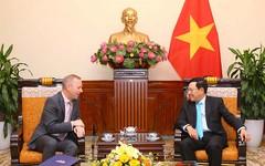 VN coi trọng quan hệ đối tác chiến lược với Vương quốc Anh