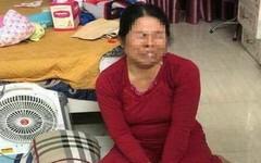 Bắt khẩn cấp giúp việc bạo hành bé gái dã man