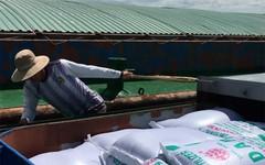 Bắt giữ 5 tàu chở 1000 tấn phân bón không rõ nguồn gốc