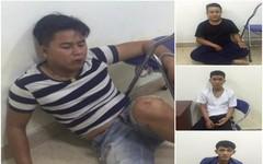 Đặc nhiệm phá băng chạy xe độ đi cướp giật ở Tân Phú