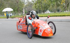 Honda khởi động cuộc thi lái xe sinh thái tiết kiệm...