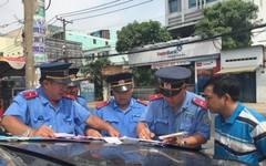 Quyền hạn của thanh tra đường bộ khi dừng phương tiện