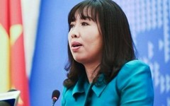 VN phản đối Đài Loan tập trận bắn đạn thật ở Trường Sa