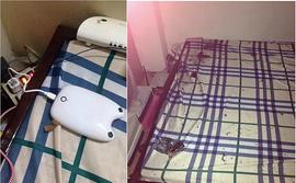 Một thiếu niên bị điện giật tử vong khi sạc điện thoại