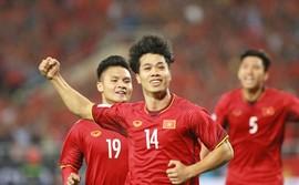 Muôn kiểu khuyến mãi online ăn theo đội tuyển Việt Nam