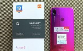Redmi Note 7 lộ diện với camera 48 MP, giá từ 4 triệu đồng