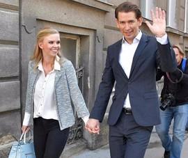 Bạn biết gì về người yêu của lãnh đạo trẻ nước Áo?