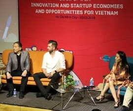 Nhà phát minh hàng đầu nói gì với Start-up Việt ?