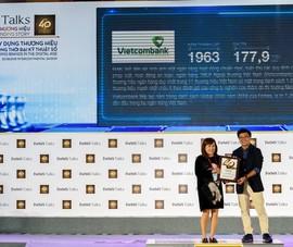 Ngân hàng có giá trị nhất tại VN: Vietcombank