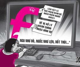 Hà Nội khuyến nghị không lập nhóm nói xấu, công kích trên mạng