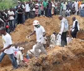 Thảm sát bằng rìu và dao rựa ở CHDC Congo, 14 người thiệt mạng