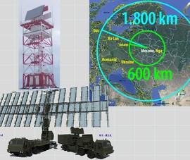 2 hệ thống radar tân tiến nổi bật của không quân Nga