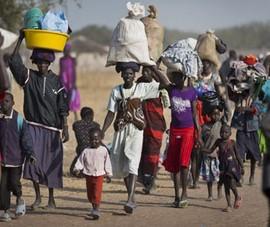 Nam Sudan vừa đánh vừa đàm