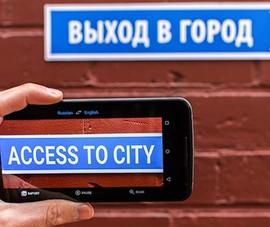 Không lo lạc đường với Google Translate mới