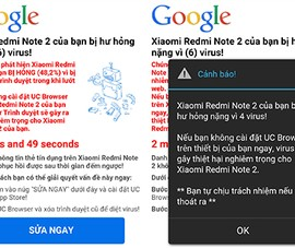 Phần mềm độc hại giả dạng cả Google Play