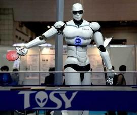 Nguy cơ robot gây ra Thế chiến 3