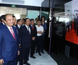 Thủ tướng dự lễ khánh thành 2 dự án lớn tại Hải Phòng