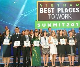 100 nơi làm việc tốt nhất VN: Vingroup chiếm ưu thế