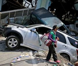 Thảm họa Indonesia: Đã có 1.350 người chết