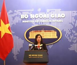 'Trung Quốc phải rút các trang thiết bị quân sự khỏi Hoàng Sa'