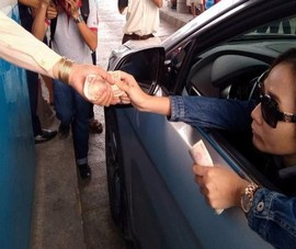 Nữ tài xế khiến BOT Cai Lậy 'thất thủ' xả trạm lần 7