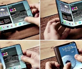3 xu hướng của điện thoại thông minh tương lai
