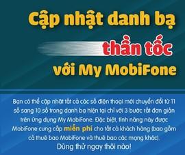 Trước giờ  'chia tay' SIM 11 số: Chỉ cần có My MobiFone