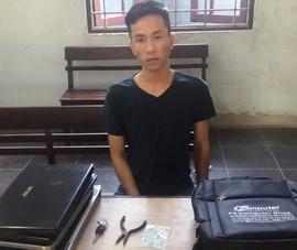 1 thanh niên chuyên trộm laptop của sinh viên ở Đà Nẵng