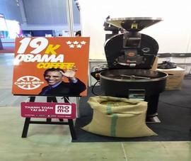 Cà phê Obama 19k trưng bày ở quận 7