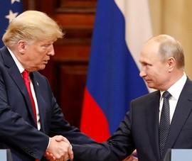 Mỹ chưa biết ông Trump nói gì với ông Putin tại thượng đỉnh