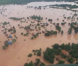 Chuyên gia: Mưa lớn không đủ là nguyên nhân gây vỡ đập Lào
