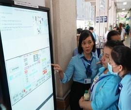 Hàng chục bệnh viện ở TP.HCM có WiFi nhờ triển khai 'số hóa'