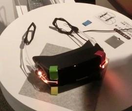 Xuất hiện kính thực tế ảo của Panasonic