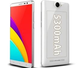 Thêm một smartphone pin 5300mAh giá rẻ
