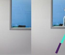 Xuất hiện thiết bị có thể nhìn xuyên tường
