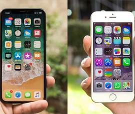 Thiết kế iPhone thay đổi như thế nào từ iPhone 6 đến iPhone X
