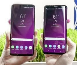 Samsung Galaxy S9 và S9+ chính hãng giảm gần 7 triệu đồng
