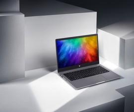 Xiaomi ra mắt mẫu laptop siêu mỏng cấu hình cao
