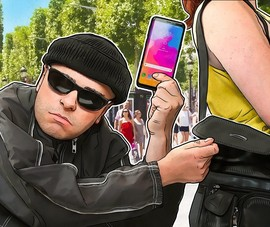 48% người dùng bỏ qua việc bảo vệ smartphone