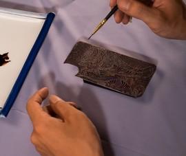 Xuất hiện ốp lưng sơn mài dành cho iPhone