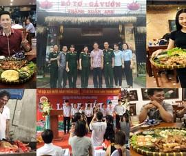 Quán Bò tơ-Gà vườn Thành Xuân Anh, thương hiệu duy nhất