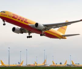 Phí chuyển phát nhanh DHL sẽ tăng khoảng 5% từ 1-1-2019